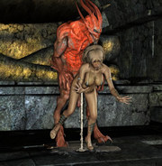 Crazy demons sex in 3d fantasy toon pictures
