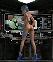 Monsters and elves fucking - 3D Porn