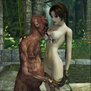 Elf and orc sex