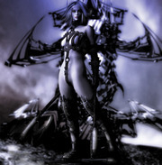 Demon born � 3d anime hot babes fucked by monsters