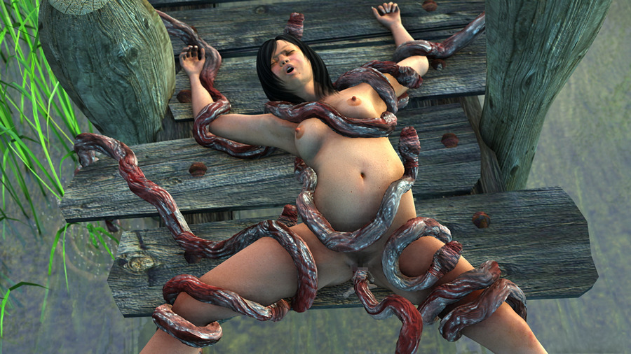 Monster tentacle sex interactive 3d