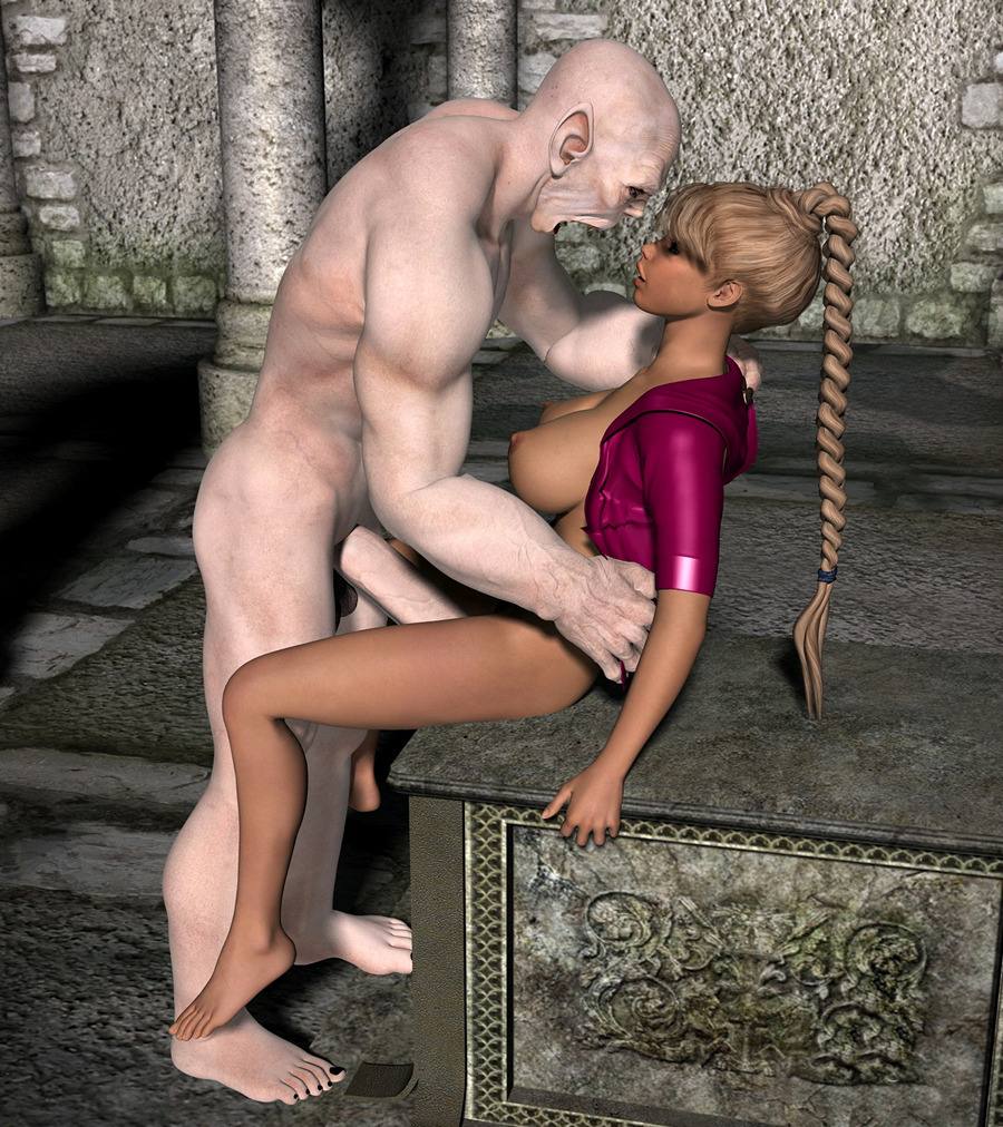 Hot girls get fucked by vampires hentia image