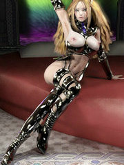 Fall of the Sindar � 3d hot she elves doing monsters