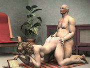 Alien meat� 3d xxx aliens and their babes