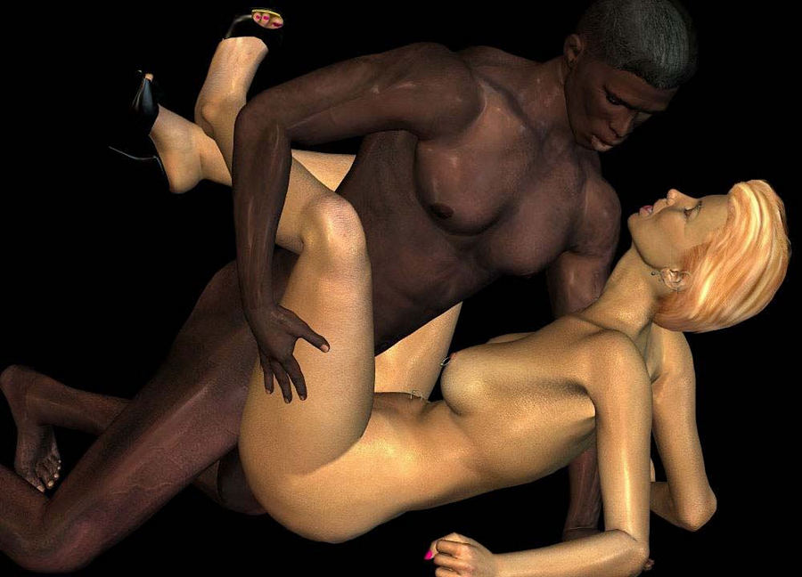 Black Gangbang White Outdoors - Black cocks in white pussy outdoor - 3D Porn @ Hard Cartoon Porn