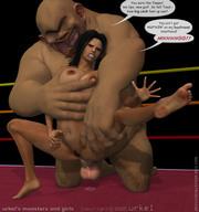 Forced and humiliated � sweet 3d babes forced by tentacle fantasy creatures