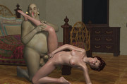 Fantasy monster sex  - 3D Porn