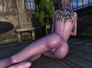 3D xxx world's babes are seeking for satisfaction