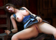 3D human babes getting raped by dark infernal creatures - evil gallery