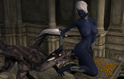 Hot babes with big boobs gonna show you all! - 3d porn pics anime
