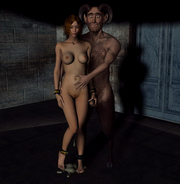 Massive cumshot for a bad girl - 3d monster sex toons porn anime pics