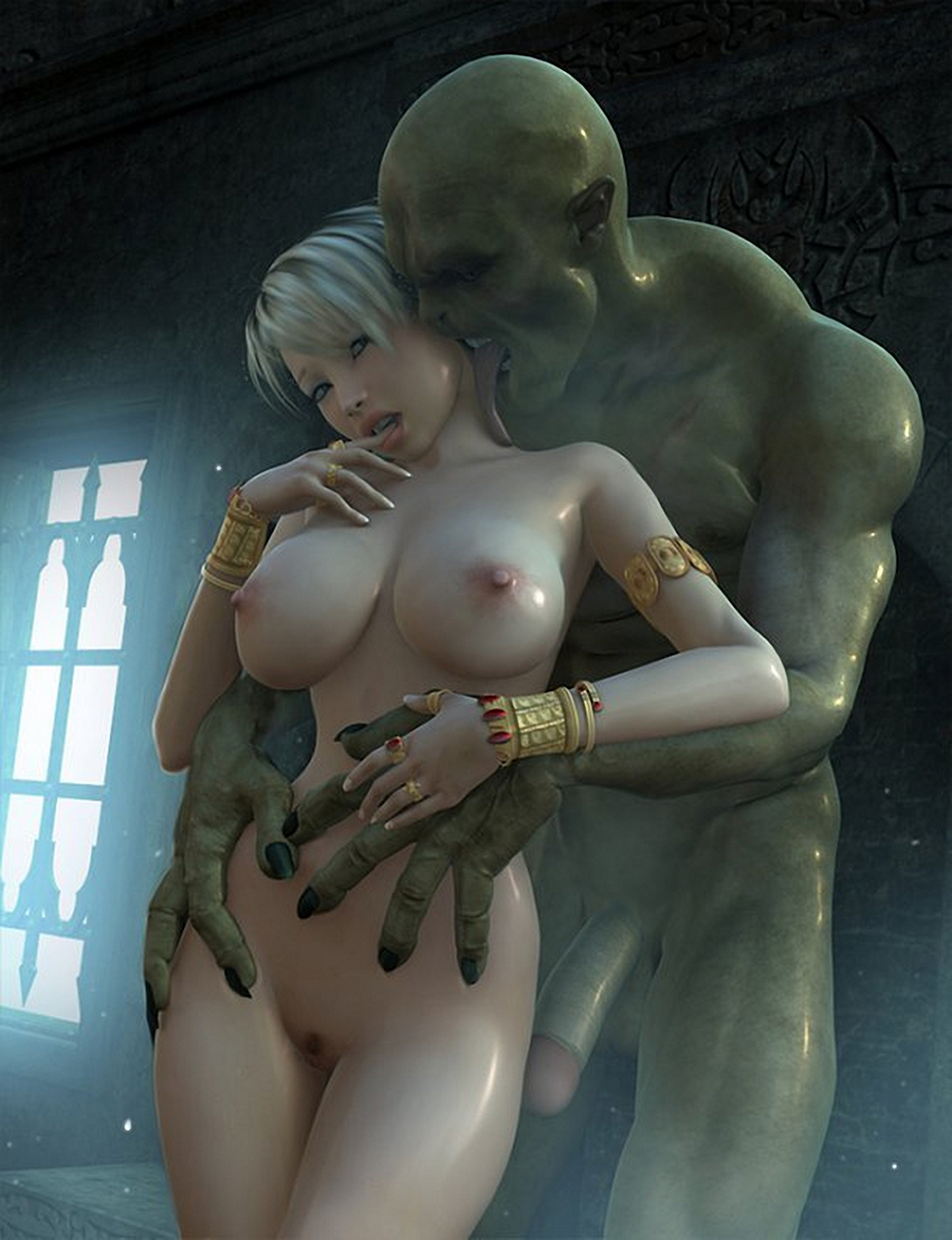 Monster human woman sexs porn hentai photo