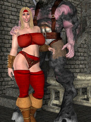 Fun in outer space � 3d animated xxx tentacle aliens and babes