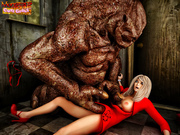 Cruel creatures � hot animated fantasy babes forced