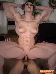 Lust without boundaries � 3d fantasy monster xxx