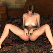 Sexy 3d babes fucked