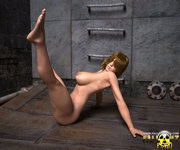Hot fantasy babes having anal orgy with scary orcs - orgy gallery